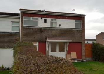 Thumbnail 2 bedroom end terrace house to rent in Nevada Way, Birmingham