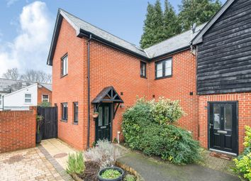 2 bed end terrace house for sale in The Old Stable Yard, Basingstoke RG21