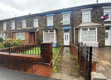 Thumbnail 3 bed terraced house for sale in Ynyswen Road, Ynyswen