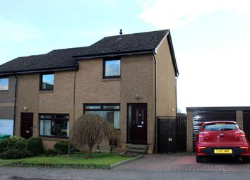 Thumbnail 2 bed semi-detached house for sale in Birrell Drive, Dunfermline