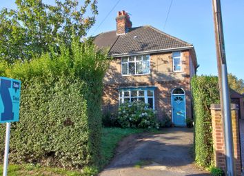 Thumbnail 3 bed semi-detached house for sale in Station Road, Ibstock