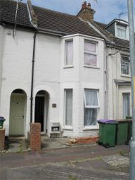 Thumbnail 3 bed terraced house to rent in 36 Thanet Gardens, Folkestone, Kent