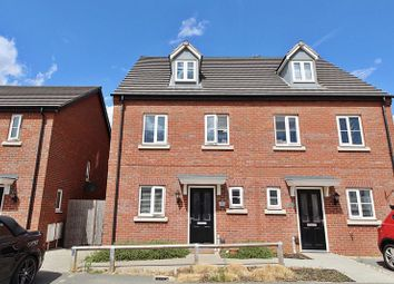Thumbnail 3 bed semi-detached house for sale in Prince Georges Drive, Sandy