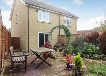 Thumbnail 2 bedroom end terrace house for sale in Wattle Close, Lower Cambourne, Cambridge
