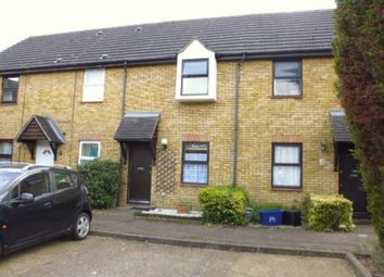 Thumbnail 2 bed terraced house to rent in Partridge Road, Hampton
