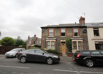 Thumbnail 4 bed terraced house to rent in Westfield Road, Selby