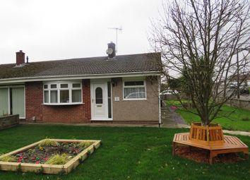 Thumbnail 2 bed semi-detached bungalow for sale in Clos Nant Bran, Birchgrove, Swansea