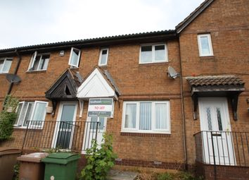 Thumbnail 2 bed terraced house to rent in Elder Close, Plympton, Plymouth