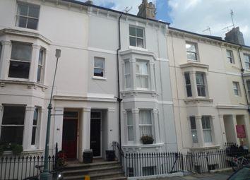 Thumbnail 1 bedroom maisonette to rent in Lansdowne Street, Hove
