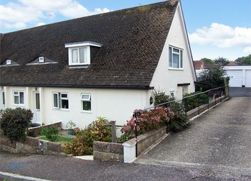 Thumbnail 2 bed flat for sale in Wychall Orchard, Seaton