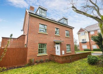 Thumbnail 5 bed detached house for sale in Scarlett Avenue, Wendover, Aylesbury