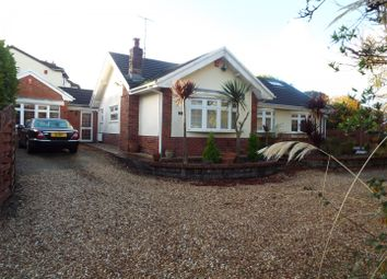 Thumbnail 4 bed detached bungalow for sale in 10 Wychwood Close, Langland, Swansea