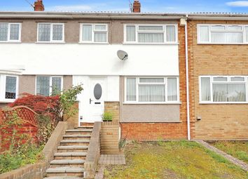 Thumbnail 3 bed terraced house for sale in Furber Vale, St George, Bristol