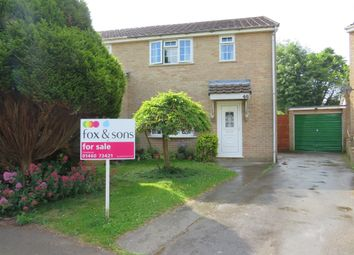 Thumbnail 2 bed semi-detached house for sale in Park View, Crewkerne