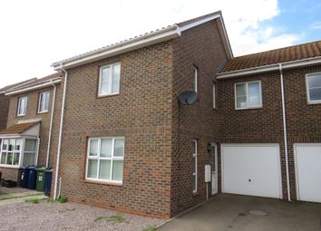Thumbnail 3 bed semi-detached house for sale in Fields View, Benwick, March