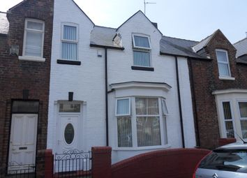 Thumbnail 4 bedroom terraced house for sale in Shakespeare Terrace, Sunderland