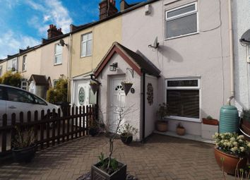 Thumbnail 2 bed terraced house for sale in Hill Cottages, Flag Hill, Great Bentley, Colchester