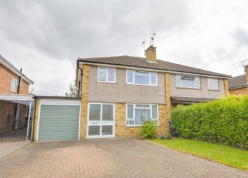 Thumbnail 3 bed semi-detached house for sale in Nursery Road, Taplow