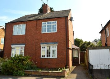 2 bed semi-detached house for sale in Regent Street, Oadby, Leicester LE2
