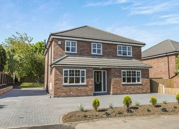Thumbnail 4 bed detached house for sale in The Bowlands Fell View, Garstang, Preston