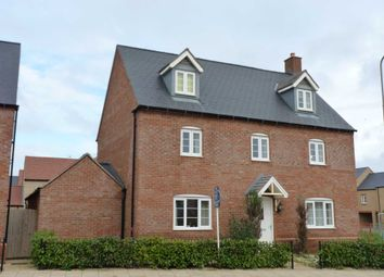 Thumbnail 6 bed detached house to rent in Whitelands Way, Bicester
