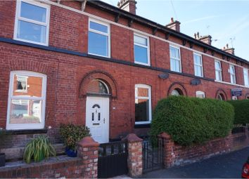 Thumbnail 2 bed terraced house for sale in Liverpool Street, Reddish