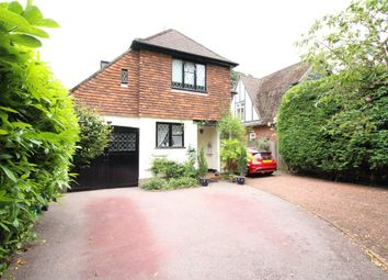 Thumbnail 3 bed detached house for sale in The Riding, Woodham, Addlestone