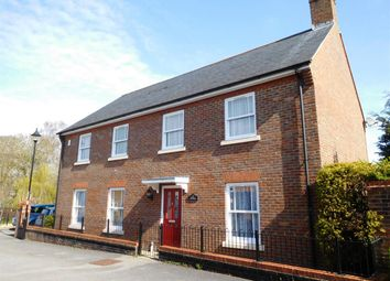 Thumbnail 4 bedroom detached house for sale in Ashbrook Walk, Lytchett Minster, Poole