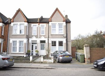 Thumbnail 3 bed flat to rent in Minard Road, London