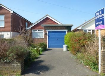 Thumbnail 2 bed bungalow for sale in Cavell Avenue North, Peacehaven, East Sussex