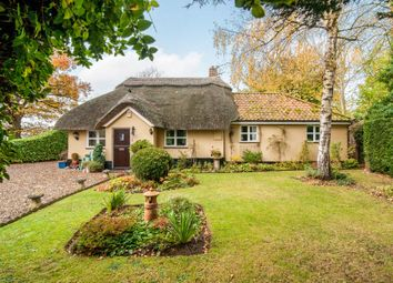 Thumbnail 3 bed cottage for sale in Harling Road, North Lopham, Diss