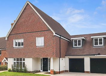 Thumbnail 4 bed end terrace house for sale in Sycamore Gardens, Ewell