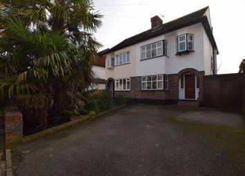 Thumbnail 4 bedroom semi-detached house for sale in Sixth Avenue, Chelmsford, Essex