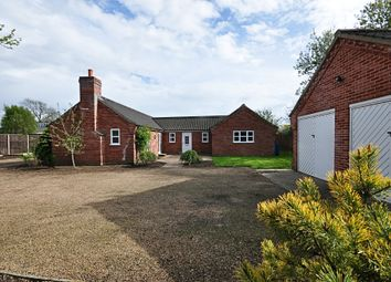 3 bed detached bungalow for sale in The Street, North Lopham, Diss IP22