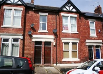 Thumbnail 3 bed flat to rent in Sandringham Road, Gosforth, Newcastle Upon Tyne