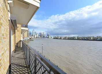 Thumbnail 2 bed flat for sale in Old Sun Wharf, Limehouse
