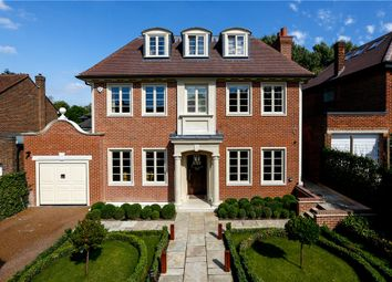 Thumbnail 7 bed detached house to rent in Lambourne Avenue, Wimbledon