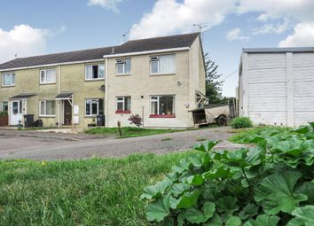Thumbnail 1 bedroom end terrace house for sale in Kilve Close, Taunton