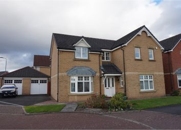 Thumbnail 4 bed detached house for sale in Goshen Place, Stenhousemuir