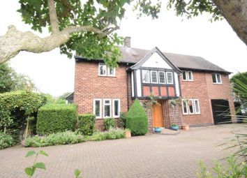 Thumbnail 4 bedroom detached house for sale in Uttoxeter New Road, Derby