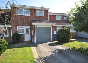 Thumbnail 2 bed terraced house to rent in Simcoe Leys, Chellaston, Derby