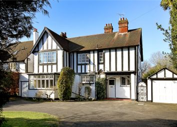 Thumbnail 4 bed detached house for sale in Packhorse Road, Gerrards Cross, Buckinghamshire