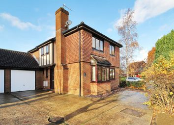 Thumbnail 4 bed detached house for sale in Longchamps Close, Horley, Surrey
