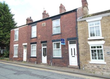 Thumbnail 2 bed terraced house for sale in Hurdsfield Road, Macclesfield