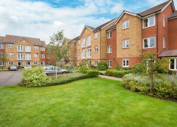 Thumbnail 2 bedroom flat for sale in Goodes Court, Royston