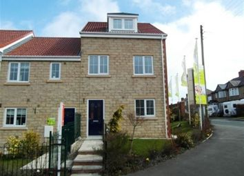 Thumbnail 3 bed town house to rent in Dorset Crescent, Consett