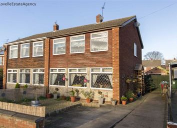 Thumbnail 3 bed property for sale in Shakespeare Avenue, Scunthorpe