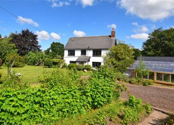 Thumbnail 5 bed detached house for sale in Stoford Water, Blackborough, Cullompton, Devon