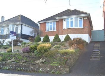 Thumbnail 2 bed bungalow to rent in Castle Lane West, Bournemouth