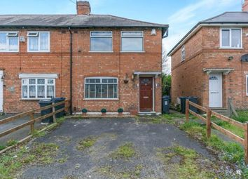 Thumbnail 2 bedroom end terrace house for sale in Tibland Road, Acocks Green, Birmingham, West Midlands